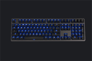 Deck Hassium mechanical gaming keyboard